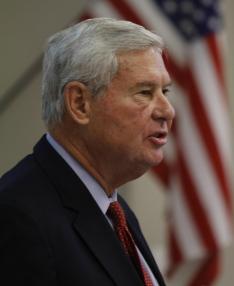 Former Senator Bob Graham