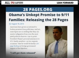 MSNBC 28 PAGES