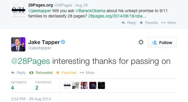 TAPPER TWITTER