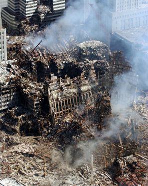 911 WTC aerial2