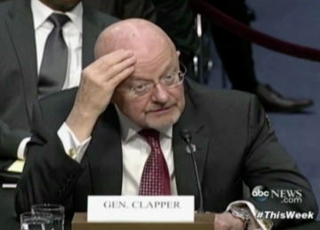 Clapper Perjury