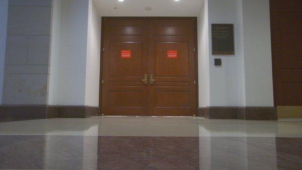 SCIF doors