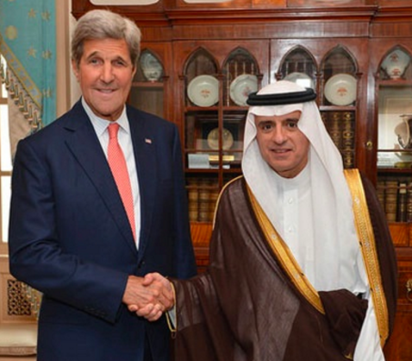 Secretary Kerry and Foreign Minister al-Jubeir