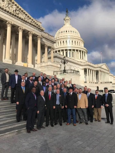Veterans Lobbying for JASTA Amendment